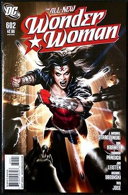 Wonder Woman #602 HTF Alex Garner 1:10 Variant!
