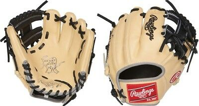 Rawlings PRO200TR-2C Heart of The Hide Baseball Infielders Training Glove New!