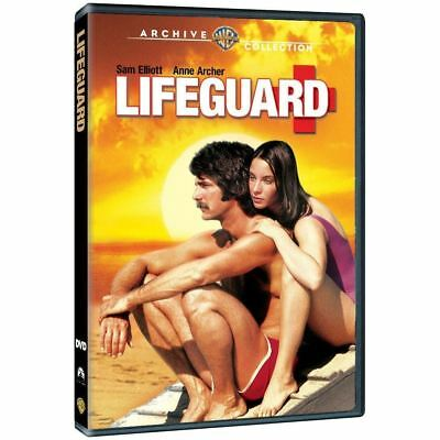 Lifeguard DVD 1976 Sam Elliot Anne Archer (MOD DVD-R)