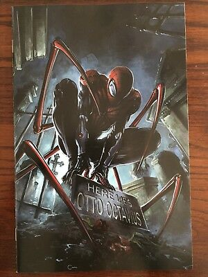 SUPERIOR SPIDER-MAN #1 Clayton Crain Virgin Variant Lmtd 750 Pre-sale