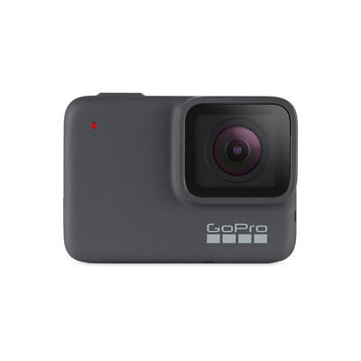 GoPro HERO7 Silver — Waterproof Digital Action Camera with Touch Screen 4K HD