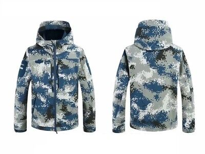 17's series China PLA Air Force Digital Camouflage Winter Technical Jacket