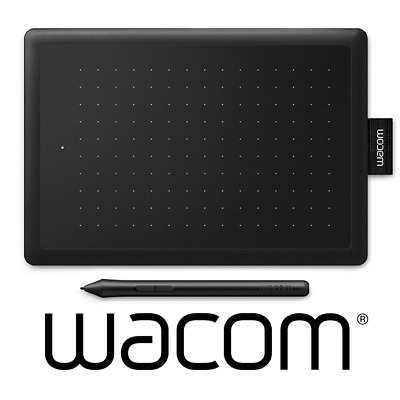 One By Wacom CTL-472 - Digital Pen drawing tablet | AUS Stock | Fast Shipping