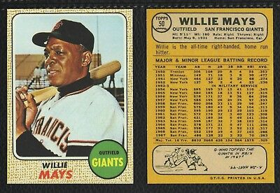 Lot Of 25 Reprint 1952 Topps 261 Willie Mays Rookie Card Giants Hof