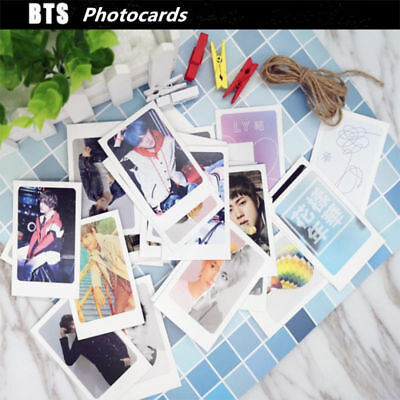 Kpop BTS NCT NCT127 Lomo Card Blackpink Twice Izone EXO Collective Photocard