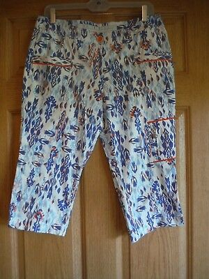 Masters Golf Fashions by Alaska size 10 Golf Capris Light weight stretch, NWOT