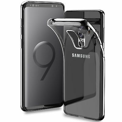 Shockproof Hybrid Clear Soft TPU Ultra Thin Case Cover For Samsung Galaxy Note 9
