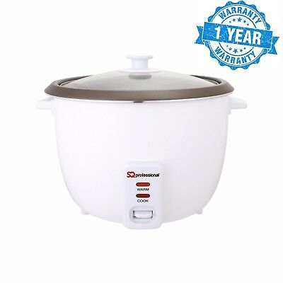 1.8L Non Stick Automatic Electric Rice Cooker Steamer Pot Warmer Warm Cook 700W