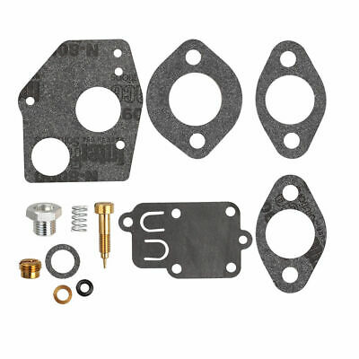 Carburetor Carb Rebuild Kit Fit For Briggs&Stratton 495606 494624 3-5HP Engine