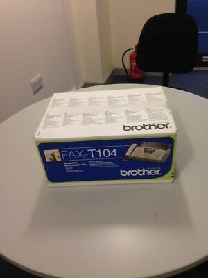 FAX-T104 Brother new in box office clearance