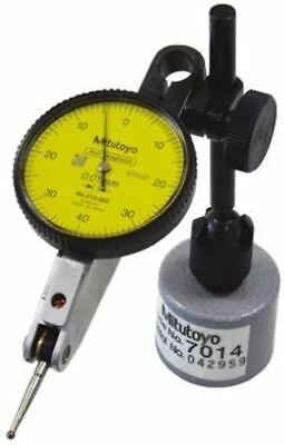 Mitutoyo 513-908 Lever Dial Indicator With UKAS Calibration