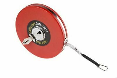 RS PRO 30m Tape Measure, Metric & Imperial