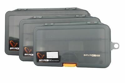 Savage Gear Lure Box Nr.10 36 x 22,5 x 8cm Tacklebox Köder Box Gummi Wobbler