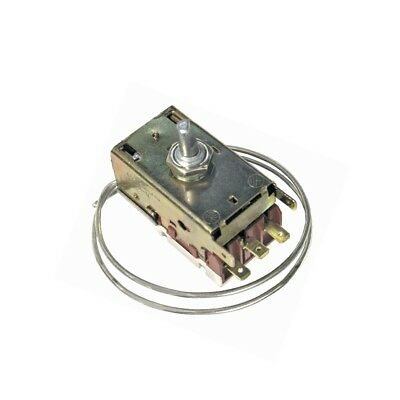 Cooling Thermostat Original Ranco K59-L2664 Refrigerator 3x4,8mm Amp Liebherr