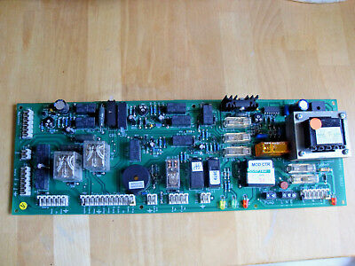 Terry Harmony Vertical Lift Controller PCB