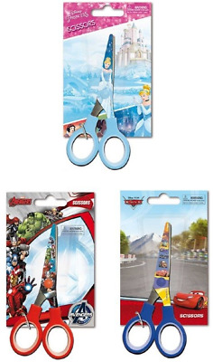 Kinderscheren Disney Cars Avengers Princess 12,5 cm Bastelschere Schneiden