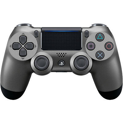 Controller Dualshock 4 V2 Sony Ps4 Black Steel Nero Edition 2018 Playstation 4