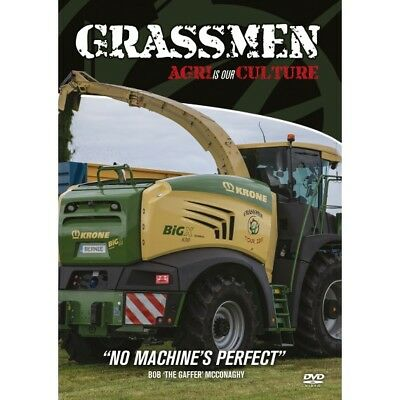 Grassmen Agri Is Our Culture Dvd - New Release December 2018
