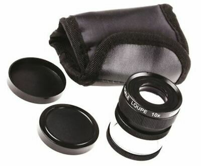 RS PRO x10 Surface Contact Magnifier with 19mm Lens