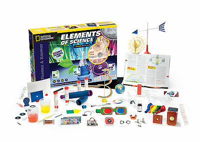 Elements of Science Experiment Kit Thames & National Geographic Educational