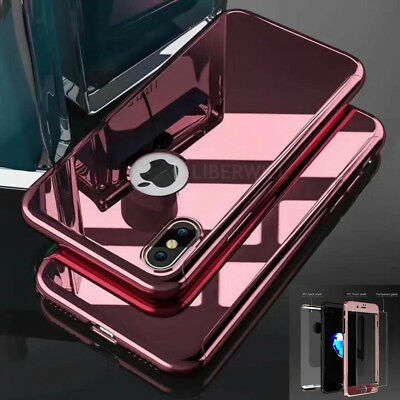 Case for iPhone XS Max XR 6s 7 8 Plus UltraThin 360 Full Cover Shockproof Hybrid