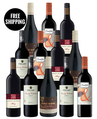 Black Friday Reds Dozen (12 Bottles)