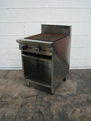 Commercial Gas Char Grill 600mm - Cobra CB6