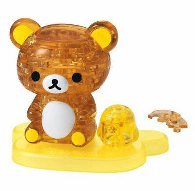 Beverly Crystal 3D puzzle Rilakkuma 41 piece Japan