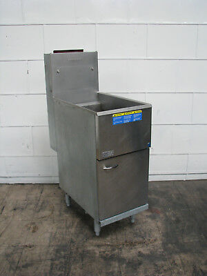 Commercial Standard Gas Deep Fryer - Pitco