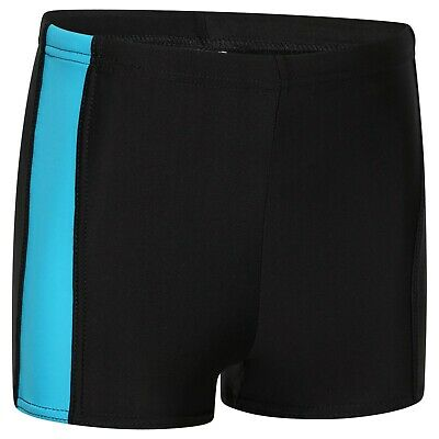 Boys Swimming Shorts Kids Swim Trunks Sports School Beach Wear Elastane