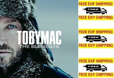 The Elements by TobyMac Pop & Contemporary Forefront Records Christian Audio CD