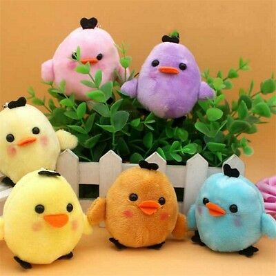 Bear Chicken String Pendant Plush Stuffed Toy Doll Soft Plush Toys Of Bouquet JD