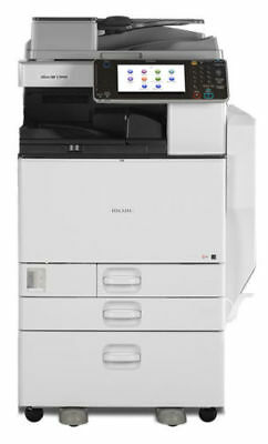 Ricoh Aficio MP C4502 Color Multifunction Laser Printer Copier Scanner