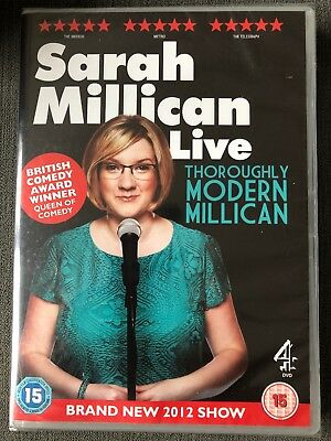 Sarah Millican Live DVD (Sealed)