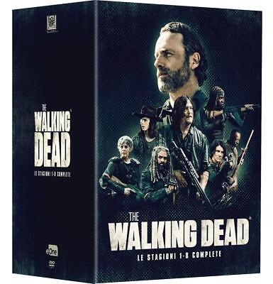The Walking Dead - Stagioni 1-8 (35 DVD) - ITALIANO ORIGINALE SIGILLATO -
