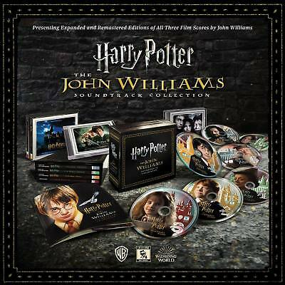 Harry Potter The John Williams Collection - 7 x CD Boxset - Limited 5000