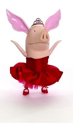 MADAME ALEXANDER OLIVIA THE PIG THE BALLERINA 10 inches - NEW