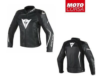Dainese Assen Perforated Leather Jacket sz 50, 52, 54, 56 and 58 Euro