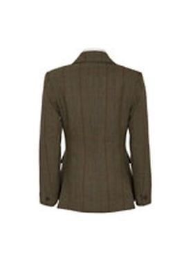 "Caldene Ss18 Tex Competitionjacket Southwold Tweed Brown - Ladies 40"" - Cal3624"