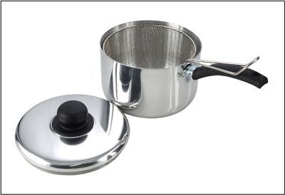 Pendeford Value Plus Collection G/E Polished Chip Pan 20cm - P037