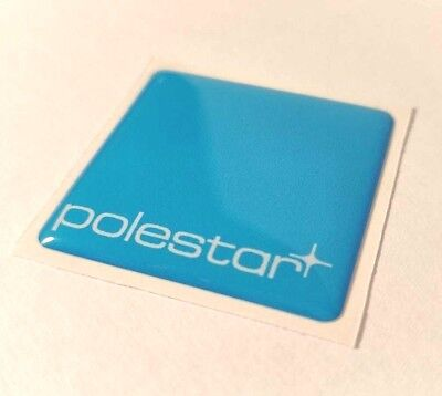 Volvo Polestar Performance Badge Sticker C30 C70 XC60 XC40 V40 V90 S60 new
