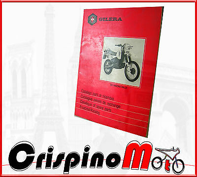 Catalogo Parti Di Ricambio Gilera 250 Arizona Rally