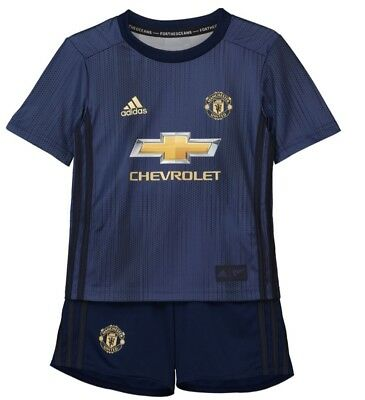 b2bccdf38 Manchester United Third Kit For Kids Brand New With Tags 2018 2019 Local  Stock