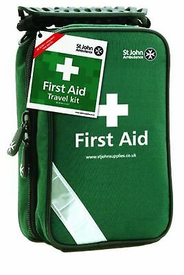 St John Ambulance Zenith Travel First Aid Compliant Kit
