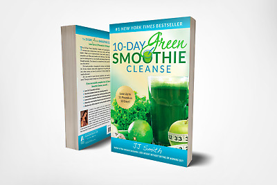 10 Day Green Smoothie Cleanse By J J Smith Pdf 0 99 Picclick