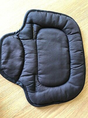 Head Pillow For Strider Compact Pram In black