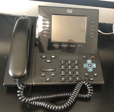 Cisco 9951 VOIP Phone & Power Adapter #2