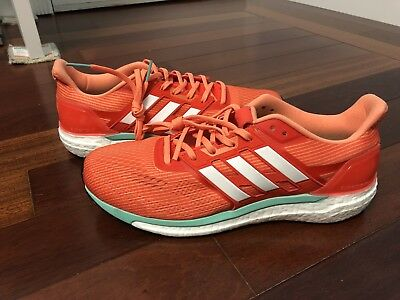 c5001fa4c  130 Women s Running Adidas Supernova Boost Orange Athletic Shoes BB6039  Size 12
