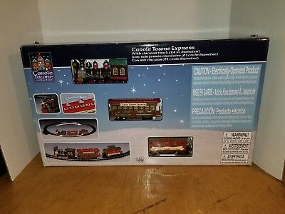 Lemax Carole Towne Express Train Brand New in Box