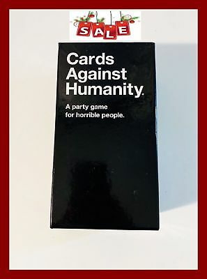 Cards Against Humanity 2.0 Version Best Party Game Set NEW 2018!